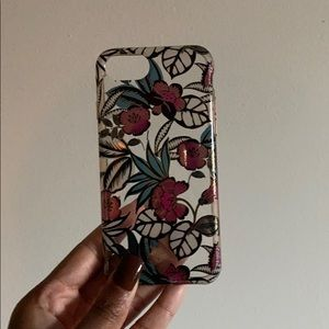 Floral Vera Bradley iPhone 8 phone case
